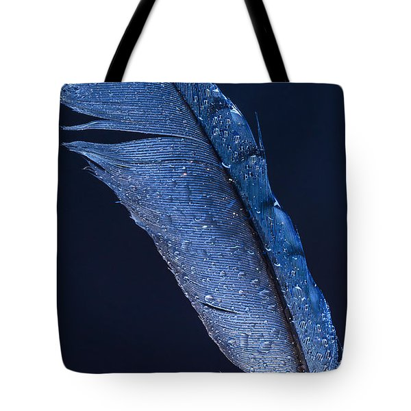 Wet Jay Tote Bag by Jean Noren
