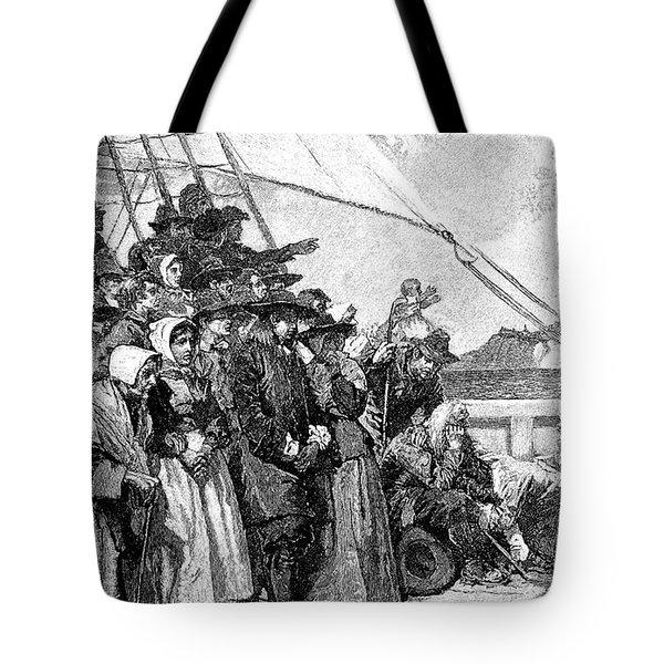 William Penn (1644-1718) Tote Bag by Granger