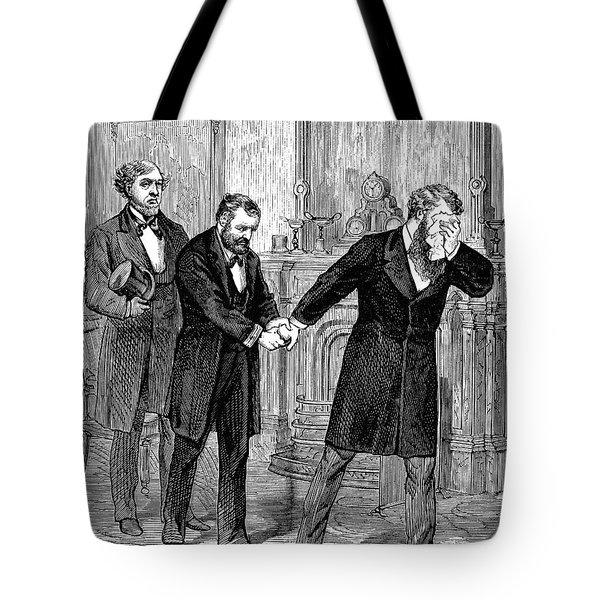 William Worth Belknap Tote Bag by Granger