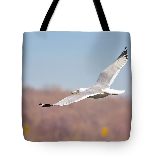 Wingspan Tote Bag by Bill Cannon