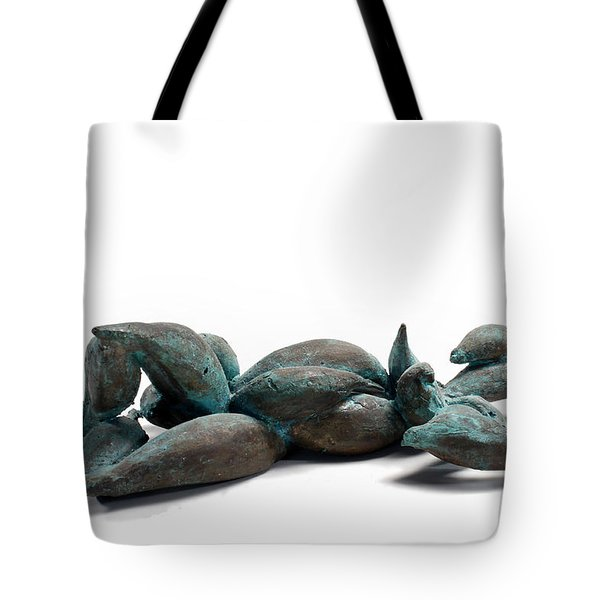 With Seed Tote Bag by Adam Long