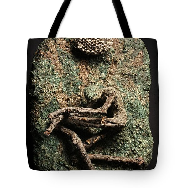 Wounds Tote Bag by Adam Long