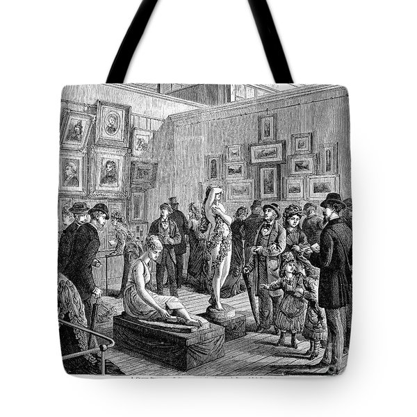 Centennial Fair, 1876 Tote Bag by Granger