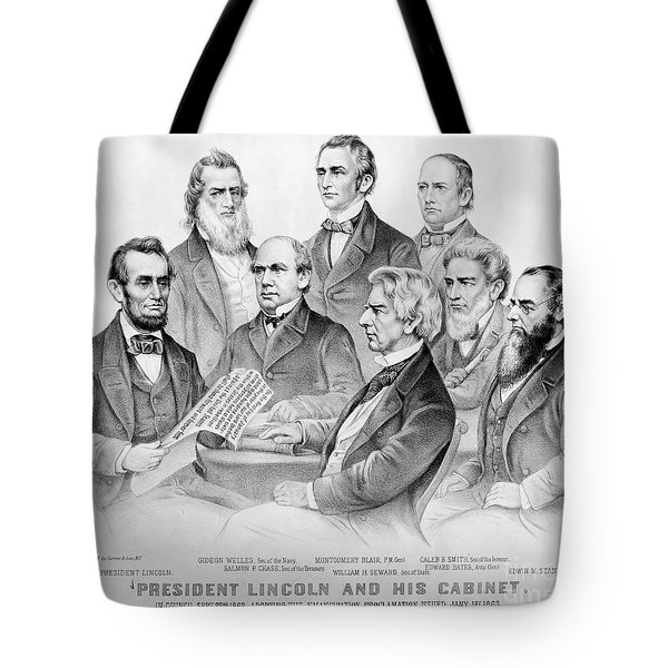 Emancipation Proclamation Tote Bag by Granger