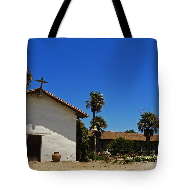 13th Mission Tote Bag by Methune Hively