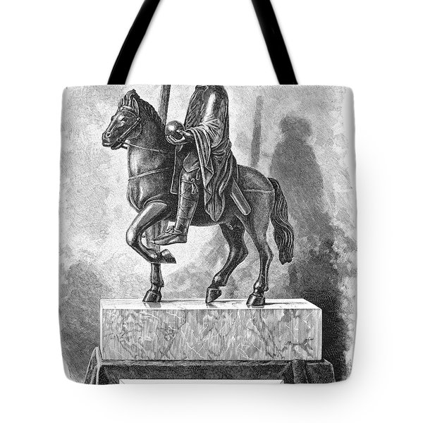 Charlemagne (742-814) Tote Bag by Granger
