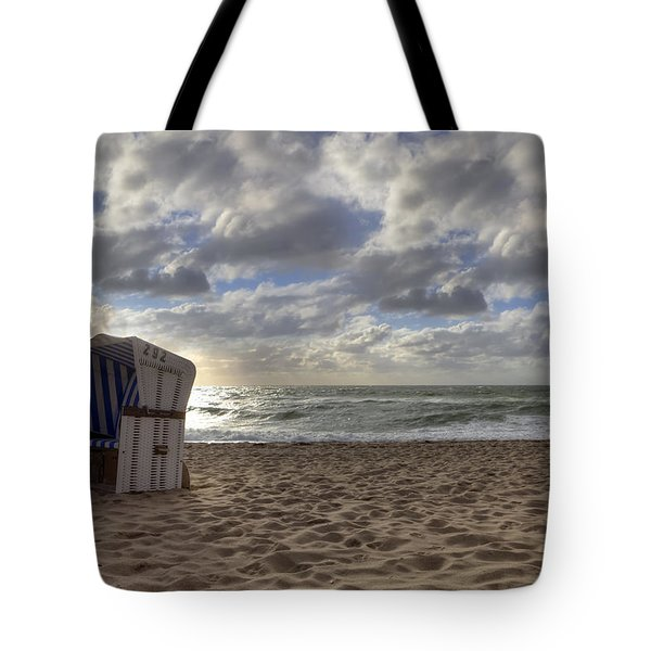 Sylt Tote Bag by Joana Kruse