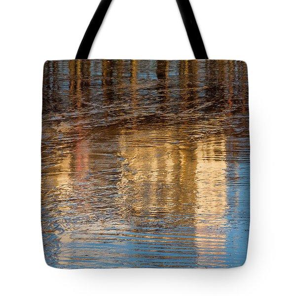 Hastings Pier Tote Bag by Dawn OConnor
