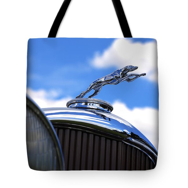1932 Lincoln Kb Brunn Phaeton Tote Bag by Gordon Dean II