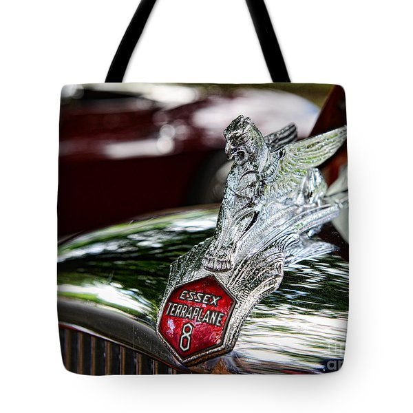1933 Essex Terraplane 8 Tote Bag by Paul Ward