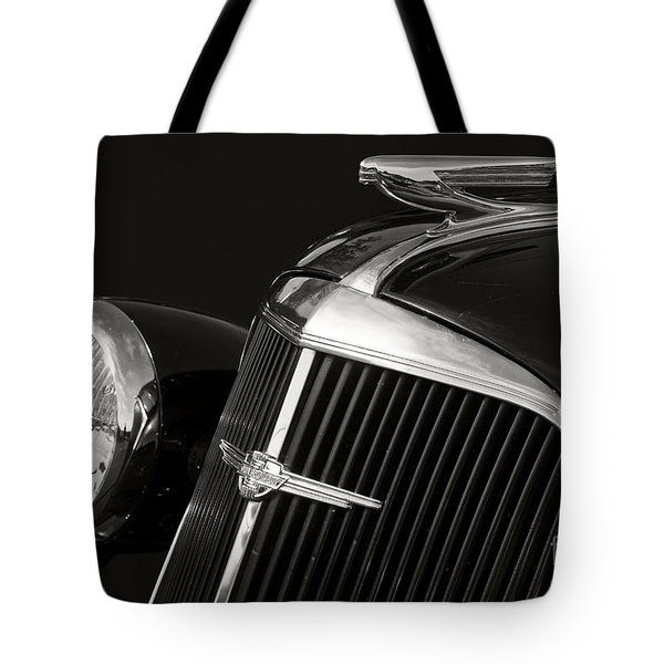 1937 Chevy Tote Bag by Dennis Hedberg