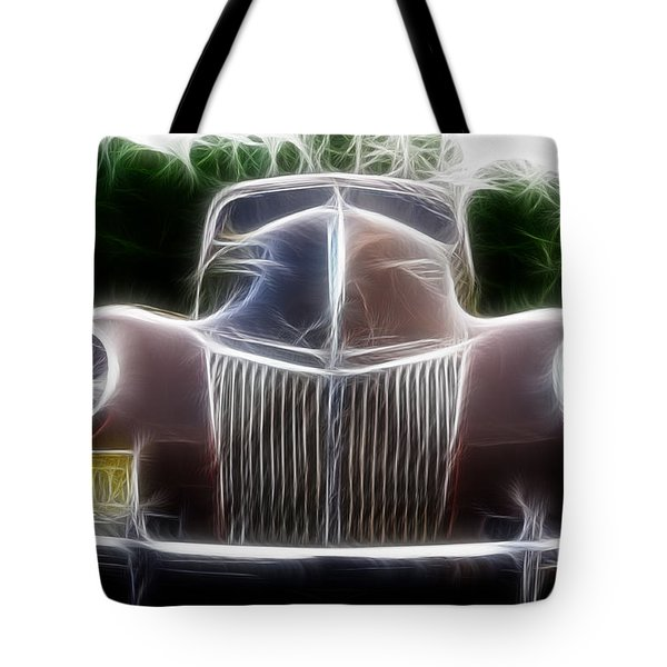 1939 Ford Deluxe Tote Bag by Paul Ward
