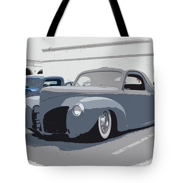 1940 Lincoln Tote Bag by Steve McKinzie