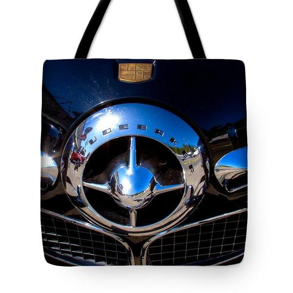 1950 Studebaker Champion Tote Bag by David Patterson