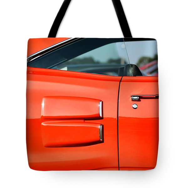 1969 Dodge Coronet Super Bee Tote Bag by Gordon Dean II