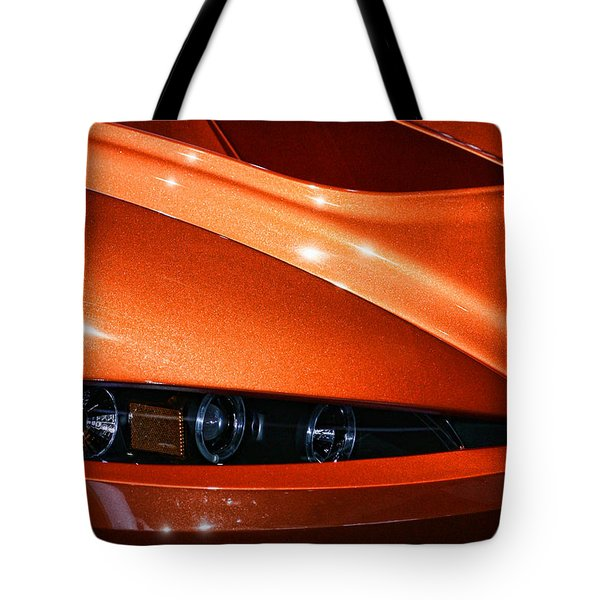 2012 Falcon Motor Sports F7 Series 1  Tote Bag by Gordon Dean II