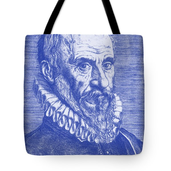 Ambroise Paré, French Surgeon Tote Bag by Science Source