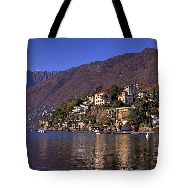 Ascona Tote Bag by Joana Kruse