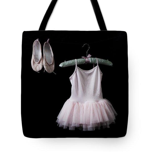 ballet dress Tote Bag by Joana Kruse