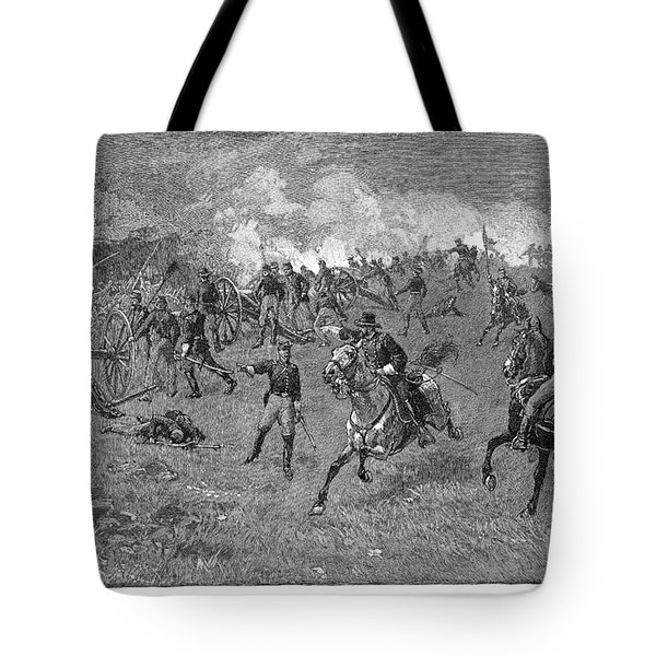 Chancellorsville, 1863 Tote Bag by Granger