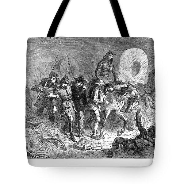 Civil War: Shiloh, 1862 Tote Bag by Granger