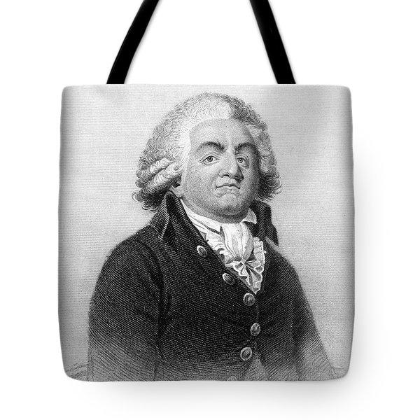 Comte De Mirabeau Tote Bag by Granger