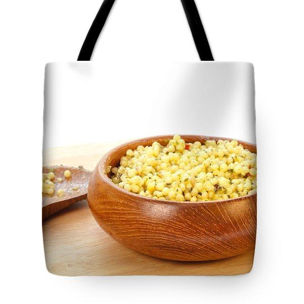Cous Cous Salad Tote Bag by Tom Gowanlock