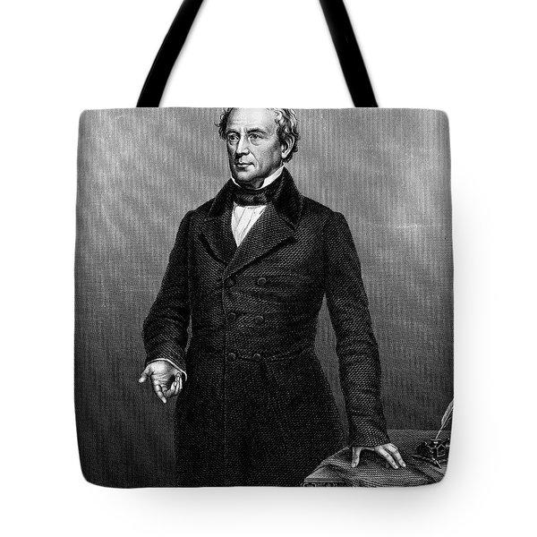 Edward Everett (1794-1865) Tote Bag by Granger
