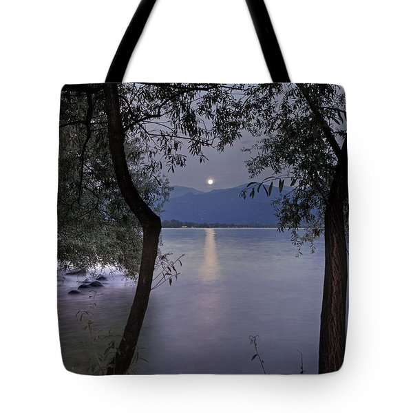 Full Moon Tote Bag by Joana Kruse