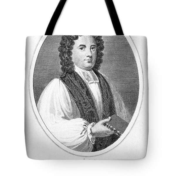 George Berkeley (1685-1753) Tote Bag by Granger