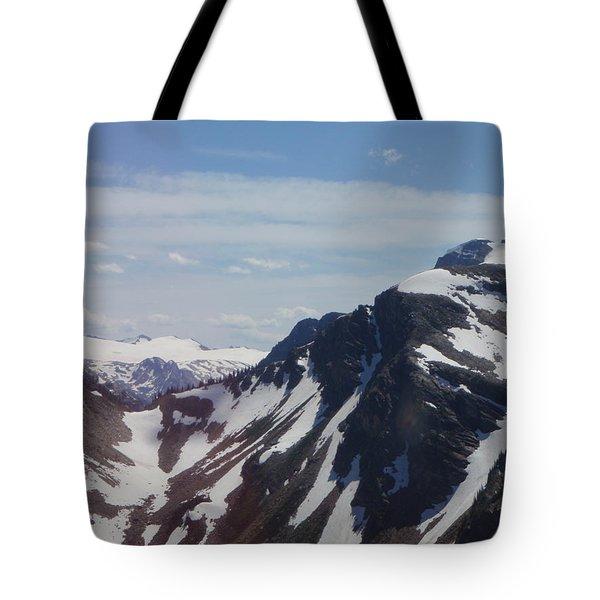 Glazier Tote Bag by Teresita Ganzon Pagliacci