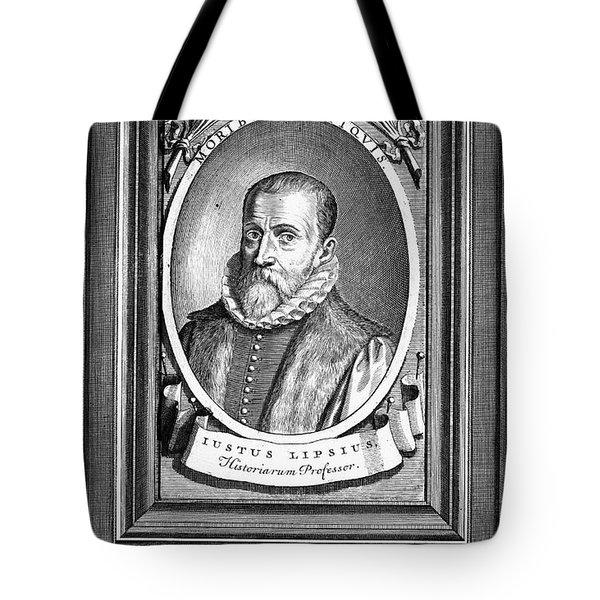 Justus Lipsius (1547-1606) Tote Bag by Granger