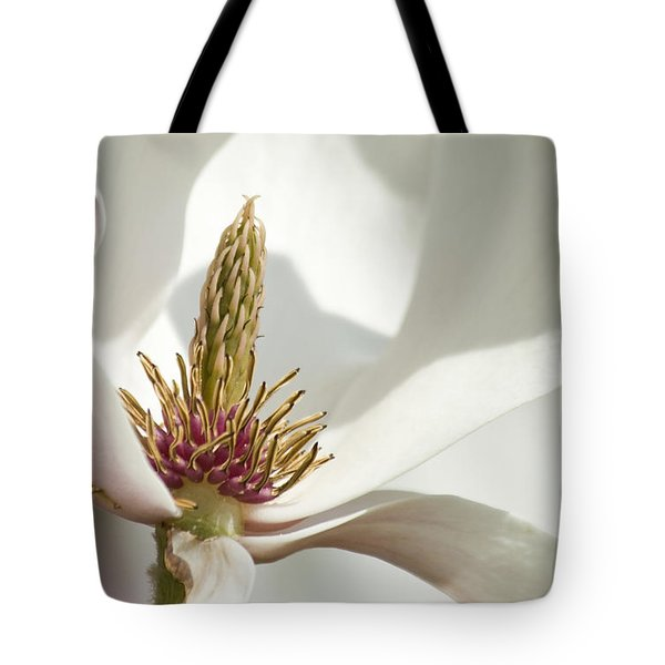 Magnolia Tote Bag by Sophie De Roumanie