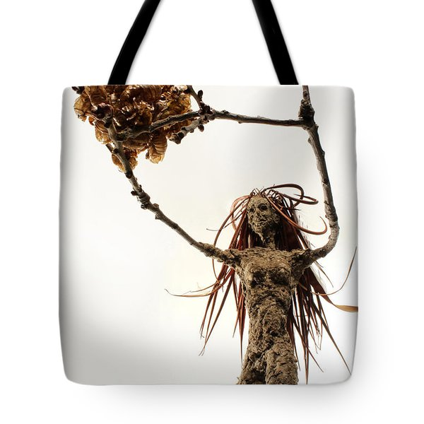 Seventh Year Prophecy Tote Bag by Adam Long