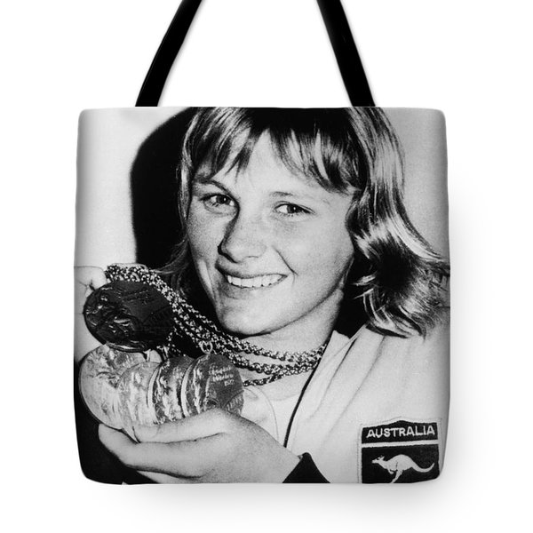 Shane Gould (1956- ) Tote Bag by Granger