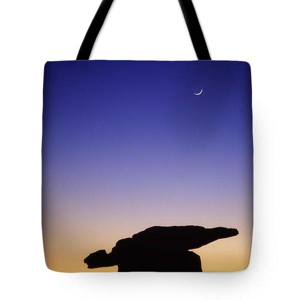The Burren, County Clare, Ireland Tote Bag by Richard Cummins