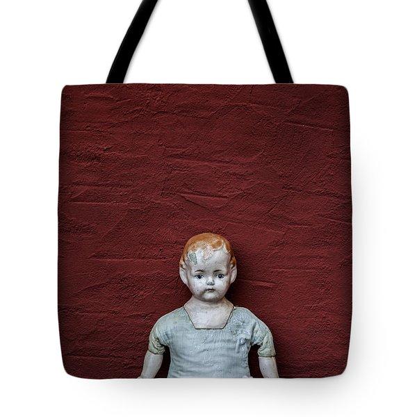 The Doll Tote Bag by Joana Kruse