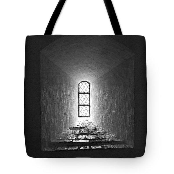 The Window Of The Castle Of Tavastehus Tote Bag by Jouko Lehto