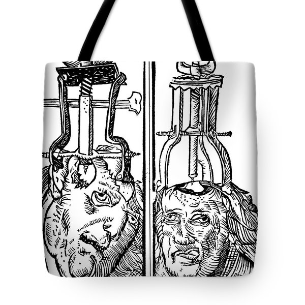 Trepanning 1525 Tote Bag by Science Source