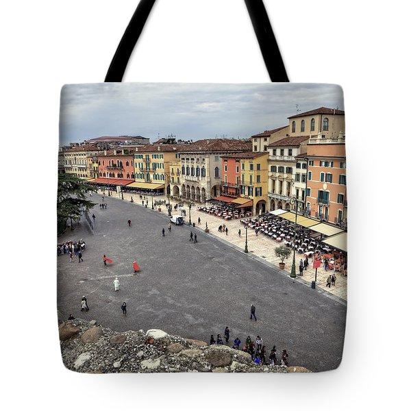 Verona Tote Bag by Joana Kruse