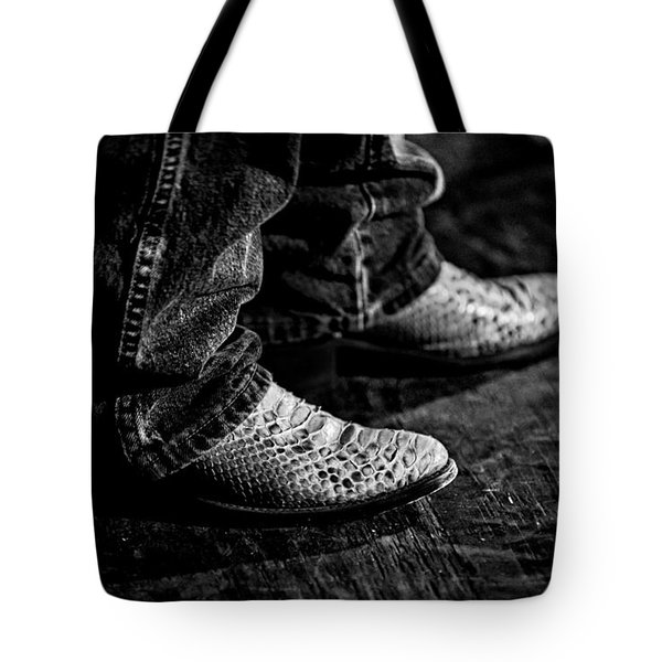 20120928_DSC00448_BW Tote Bag by Christopher Holmes