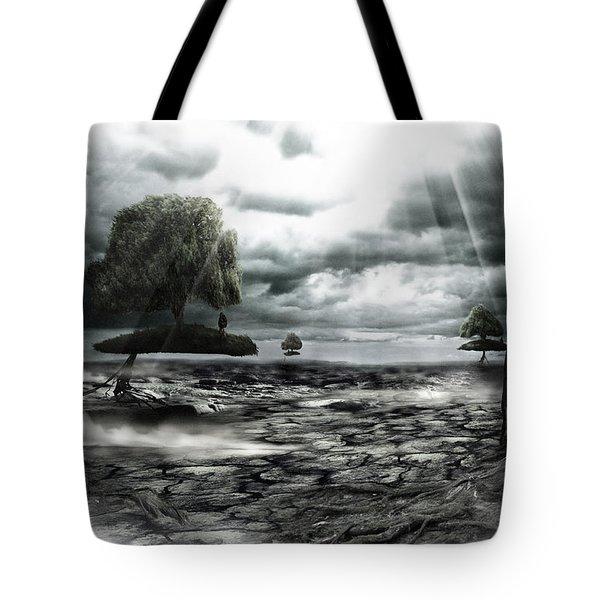 No Title Tote Bag by Mariusz Zawadzki