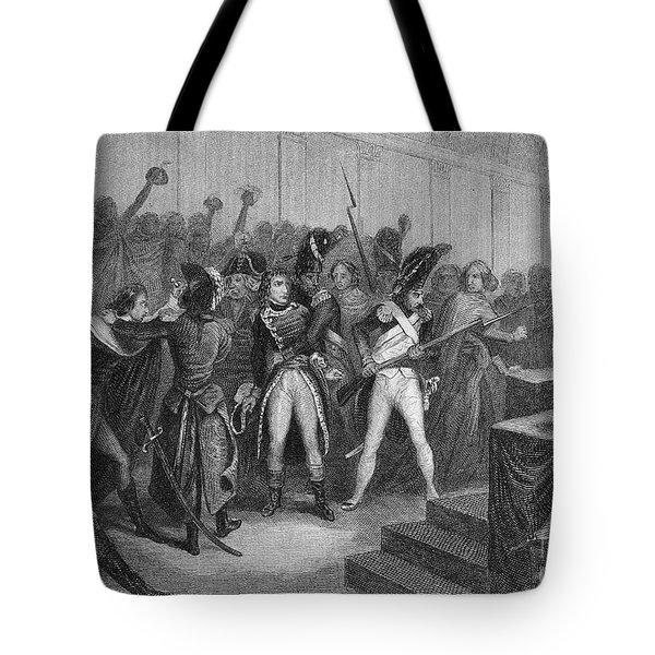 Napoleon I (1769-1821) Tote Bag by Granger