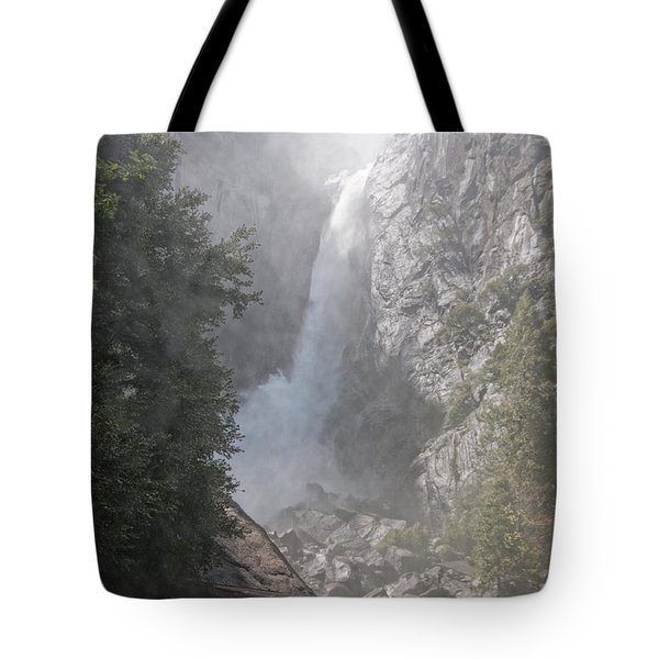 Yosemite Tote Bag by Carol Ailles