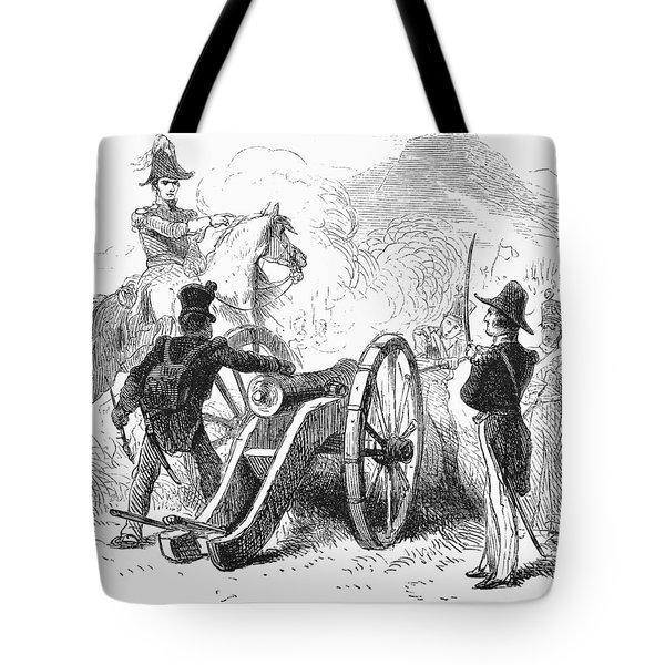 Battle Of Buena Vista Tote Bag by Granger