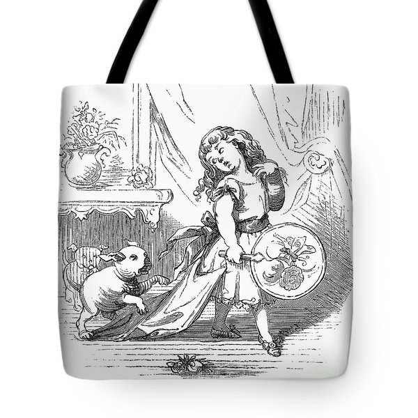 Children: Types Tote Bag by Granger