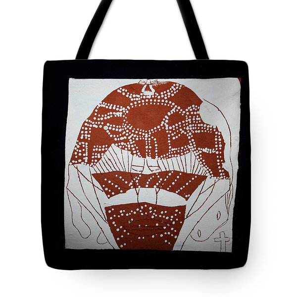 Good Shepherd Tote Bag by Gloria Ssali