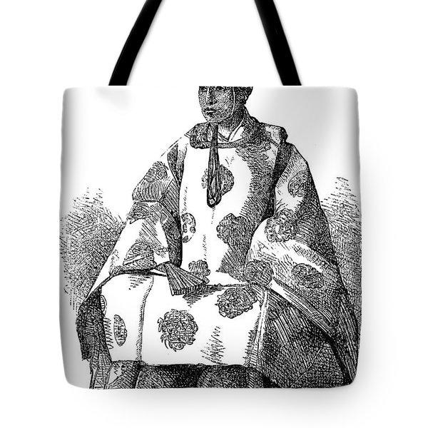 Hitotsubashi (1837-1913) Tote Bag by Granger