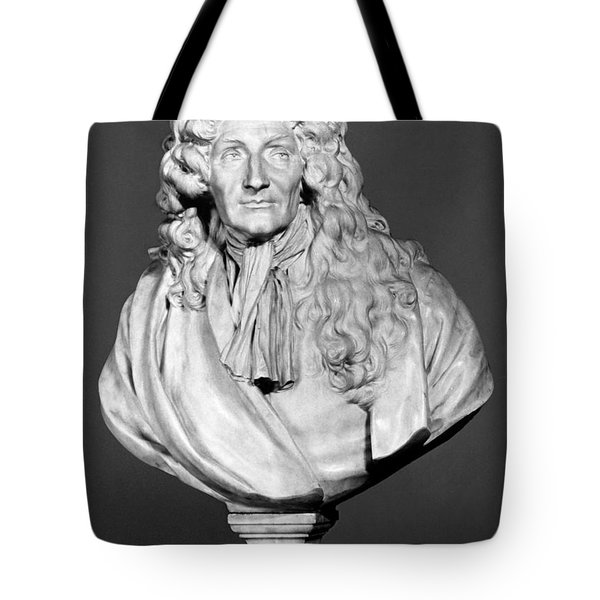 Jean De La Fontaine Tote Bag by Granger