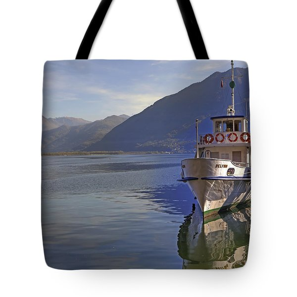 Locarno Tote Bag by Joana Kruse